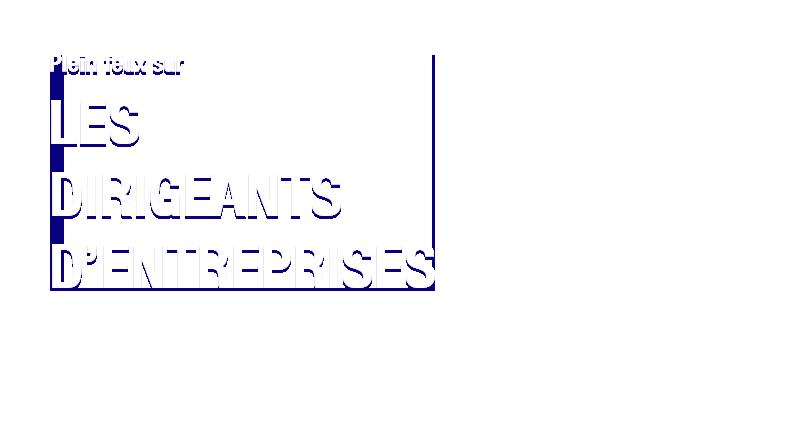 Les dirigeants d'entreprises